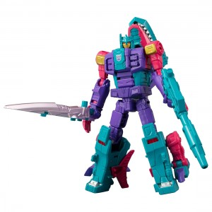 TAKARATOMY TRANSFORMERS Generation SELECT KING POSEIDON/PIRANACONS WAVE 3: OVERBITE & TENTAKILL TTMALL EXCLUSIVE