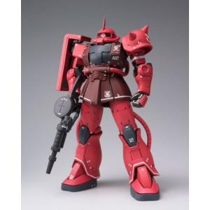 Bandai Metal Composite GFF-1018 MS-06S Zaku II Char's Custom 40TH Anniversary Edition