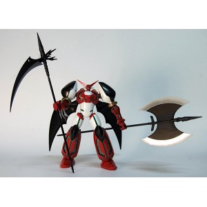 Shin Getter 1 W-Wing Real Color Anime Export Limited Edition