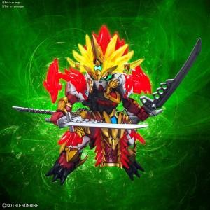 Bandai Gunpla Super Deformed SD SANGOKU SOKETS SUN QUAN GUNDAM ASTRAY