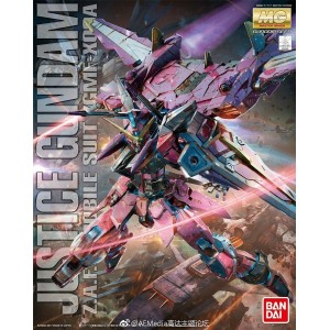 Bandai Gunpla MG 1/100 Gundam Justice 2.0