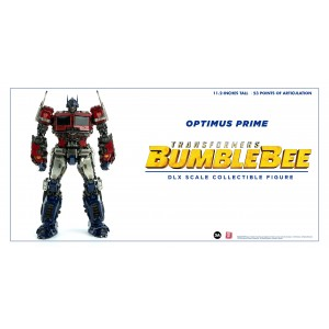 Hasbro x 3A Transformers Bumblebee The Movie: Optimus Prime DLX