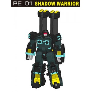 Perfect Effect PE-01 Shadow Warrior