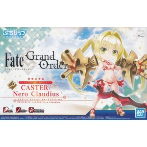 Bandai Plamo PETIT RITS Fate Grand Order CASTER NERO CLAUDIUS