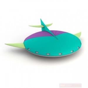 Go Nagai Collection Ufo Robot Grendizer Mini Dischi Tipo  1 'No Fascicolo'