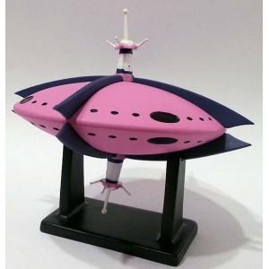 Go Nagai Collection Ufo Robot Grendizer Nave Madre/Mothership 'No Fascicolo'