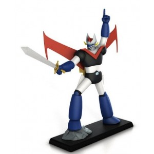 Go Nagai Collection Grande Mazinga: Great Mazinger Con ali e spada 'No Fascicolo' ***Special