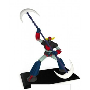 Go Nagai Collection Ufo Robot Goldrake: Grendizer With Double Harken/Alabarda Spaziale 'No Fascicolo' ***Special