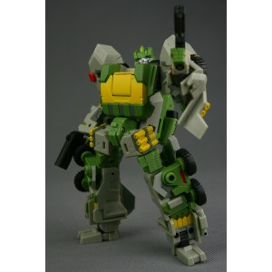 Fansproject Warbot WB001 Defender/Springer G1(Aperto per Controllo)
