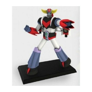 Go Nagai Collection Ufo Robot Grendizer: Grendizer With Double Spazer 'No Fascicolo' ***Special
