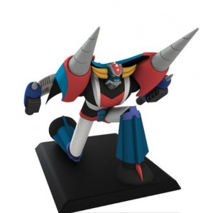Go Nagai Collection Ufo Robot Goldrake: Grendizer With Drill Spazer 'No Fascicolo' Special