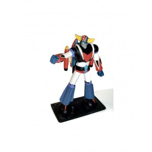 Go Nagai Collection Ufo Robot Goldrake: Grendizer With Marine Spazer 'No Fascicolo' ***Special