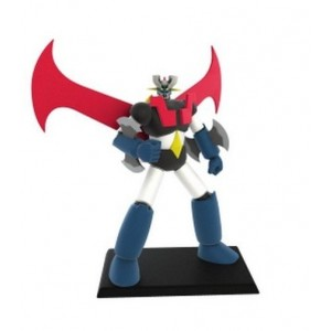 Go Nagai Collection Mazinga Z con Ali e Scuri Atomiche 'No Fascicolo' ***Special
