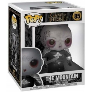 Funko POP Television Game Of Thrones 85 The Mountain Unmasked 'Oversize'