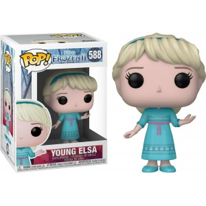 Funko POP Disney Frozen II 588 Young Elsa