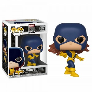 Funko POP Marvel 503 First Appearance X-Men Marvel Girl 80 Years