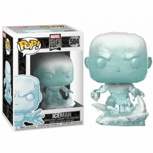 Funko POP Marvel 504 First Appearance X-Men Iceman 80 Years