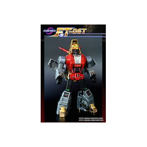 Fantoys FT-04T Scoria(Dinobot Slag G1) Toy Version