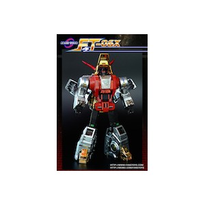 Fantoys FT-04X Scoria(Dinobot Slag G1) Limited Edition