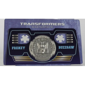 Takaratomy Transformers Masterpiece MP-16 Coin
