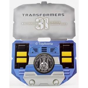 Takaratomy Transformers Masterpiece MP-31 Coin