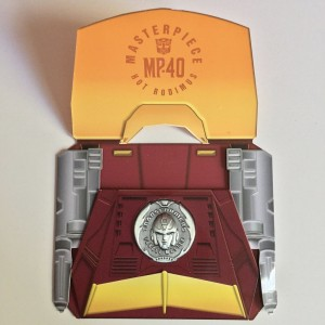 Takaratomy Transformers Masterpiece MP-40 Coin