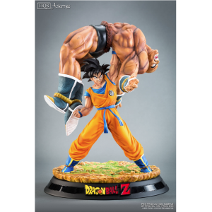 Tsume HQS Dragonball Z: The Quiet Wrath of Son Goku(Con Scatola Danneggiata)