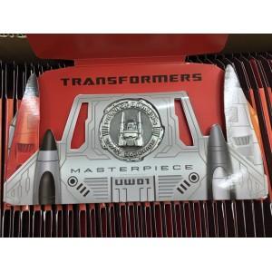 Takaratomy Transformers United Warrior UW-01 Superion Coin