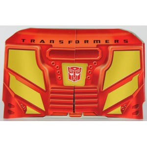 Takaratomy Transformers United Warrior UW-05 Computron Coin