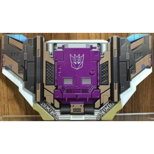 Takaratomy Transformers United Warrior UW-07 Bruticus Coin