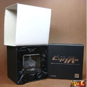 Bandai Soul Of Chogokin GX-48 Crystal Gift