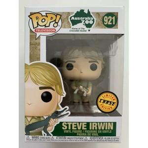 Funko POP Television Australia Zoo 921 Steve Irwin Chase