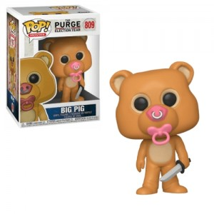 Funko POP Movies The Purge Election Year 809 Big Pig