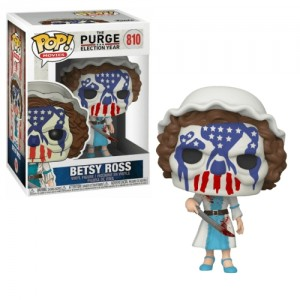 Funko POP Movies The Purge Election Year 810 Betsy Ross
