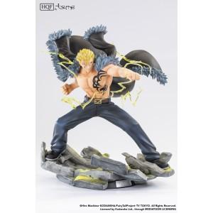 Tsume HQF Fairy Tail Laxus Dreyar