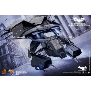 Hot Toys The Dark Knight Rises 1/12 The Bat/ Batwing DLX
