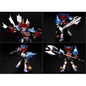Action Toys ES Gokin ES-01 Goshogun