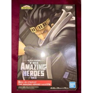 Banpresto My Hero Academia Amazing Heroes Vol.6 Shota Aizawa Eraser Head