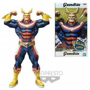 Banpresto My Hero Academia Grandista All Might 'Exclusive Lines'