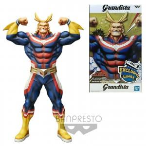 Banpresto My Hero Academia Grandista All Might 'Exclusive Lines'