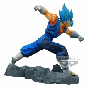 Banpresto Dragonball Z Dokkan Battle Collab Super Saiyan God Vegetto