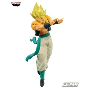 Banpresto Dragonball Super Match Makers Broly SSj VS Gogeta SSJ