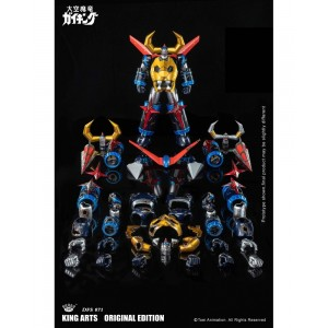KING ARTS DIECAST FIGURE SERIES DFS071 GAIKING LEGEND OF DAIKU-MARYU