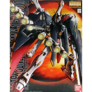 Bandai Gunpla Master Grade MG 1/100 Gundam Crossbone Full Cloth