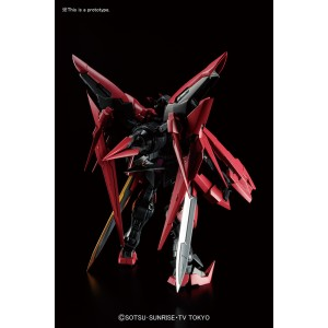 Bandai Gunpla Master Grade MG 1/100 Gundam Exia Dark Matter
