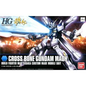 Bandai Gunpla High Grade HGBF 1/144 Gundam Crossbone Maoh