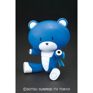 Bandai Gunpla High Grade HGBF 1/144 Beargguy Petit Lightning Blue