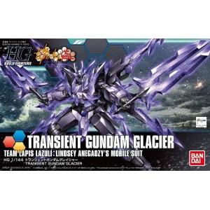 Bandai Gunpla High Grade HGBF 1/144 Gundam Transient Glacier