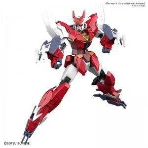 Bandai Gunpla High Grade HGBDR 1/144 Gundam Core Real Type Color & Marsfour Unit
