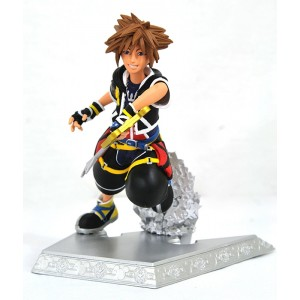 Diamond Select KINGDOM HEARTS GALLERY SORA Figure